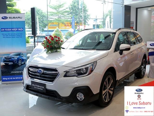 Hãng xe Subaru xuất chiêu khuyến mãi khủng tháng 5/2021 1