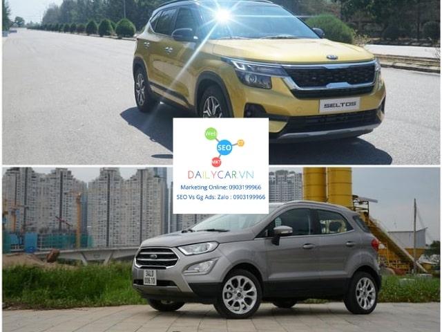 Kia Seltos 2021 đặt dấu chấm hết cho Ford Ecosport tại Việt Nam 8