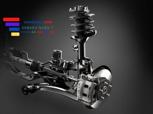 Hệ thống treo Subaru Forester 2021 có gì đặc biệt? 3
