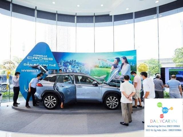 Toyota Cross 2021 mang lại gì cho khách hàng Việt? 3