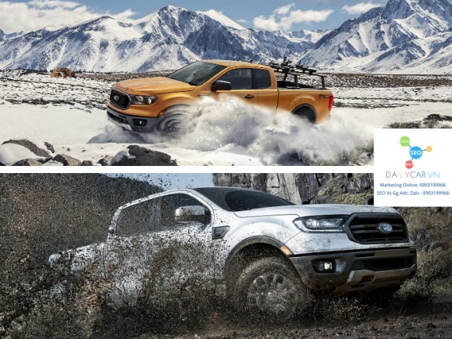 Xe Ford Ranger 2021 có còn hấp dẫn khách hàng Việt? 3