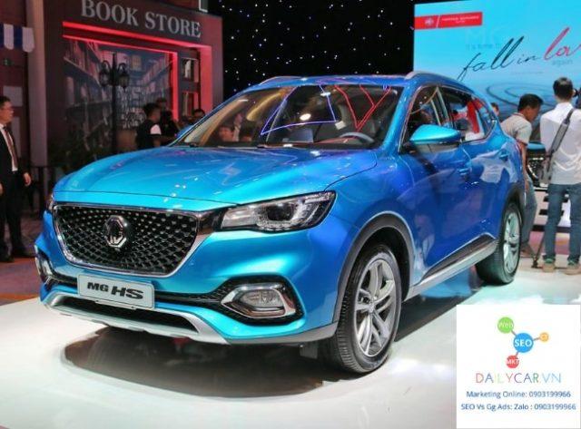 Xe MG HS 2021 sẽ được lắp ráp tại Việt Nam 1