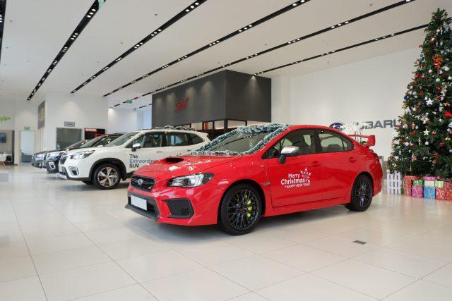 Lịch sử hãng xe Subaru và các phiên bản Forester 4