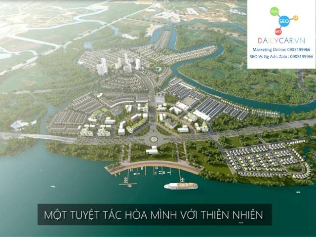 Aqua City là khu đô thị sinh thái thu hút nhà đầu tư mạnh mẽ 1