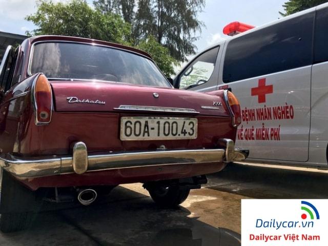 Đoàn Ngọc Hải bán ôtô Daihatsu 1000 để xây nhà cho bệnh nhân nghèo 2
