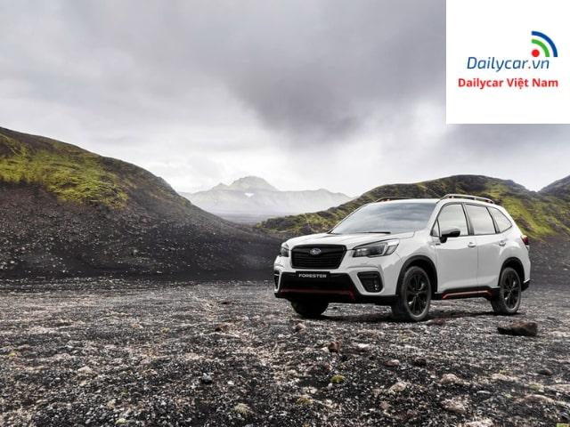 Đánh giá xe Subaru Forester 2021-An toàn mạnh mẽ 4