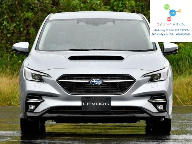 Subaru Levorg 2021 ra mắt tại Nhật Bản có gì hấp dẫn? 1