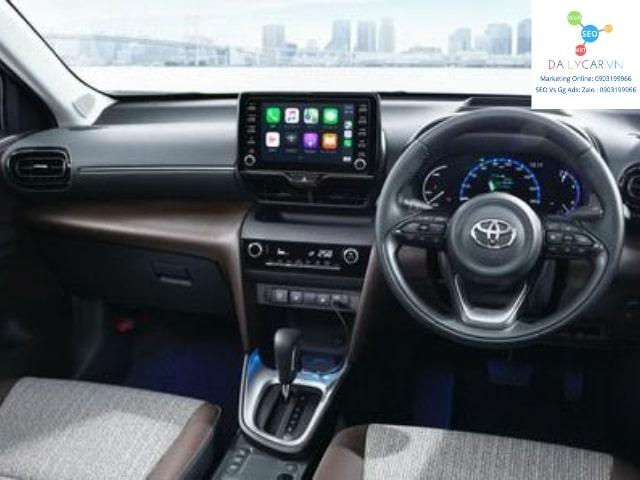Toyota Yaris Cross 2021 chào giá 400 triệu, Kona và Ecosport ra sao? 1