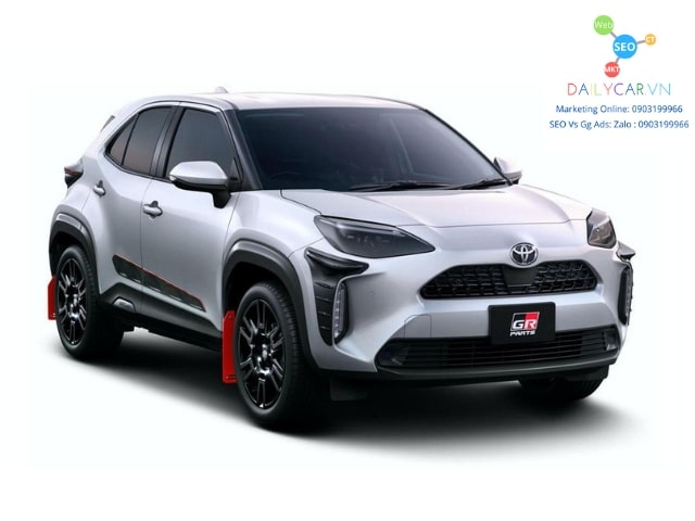 Toyota Yaris Cross 2021 có thêm gói nâng cấp thể thao 5