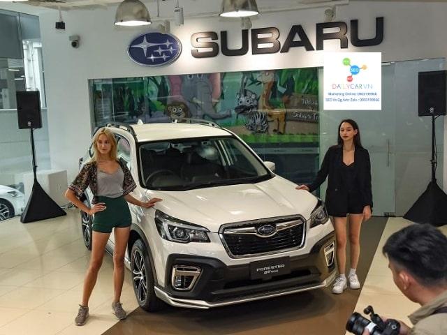 Subaru Sài Gòn tổ chức lái thử xe tại quận 1 21