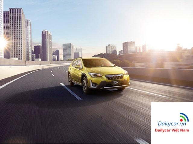 Xe Subaru Xv 2021 chính thức ra mắt tại Nhật Bản 9