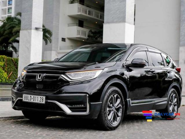 Honda CRV 2021 thêm nhiều cải tiến kèm giá giảm nhẹ 5