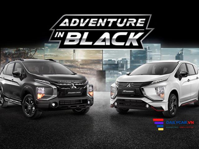 Xpander 2021 bản giới hạn Black Edition ra mắt tại quận 7 3
