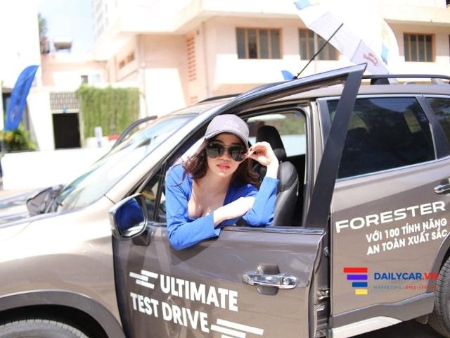 Đại lý Subaru tại Việt Nam chuẩn 3S? Giá xe Subaru 4