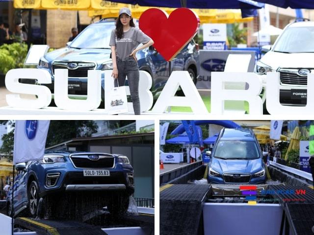 Subaru Forester 2021 kèm ưu đãi tháng 5 mới nhất tại quận 7 1