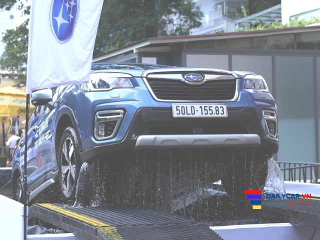 Giá xe Subaru Forester giảm gần 230 triệu đồng tại quận 7 3