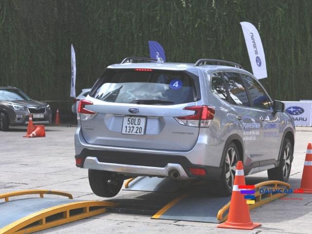 Subaru Forester 2021 ra mắt khách hàng tại Đà Lạt 16