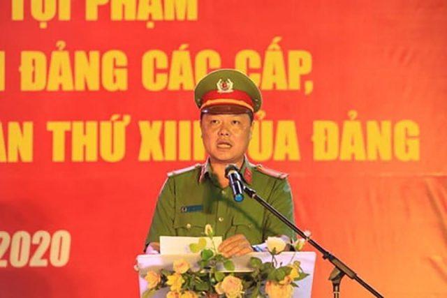Trung tá Nguyễn Đình Dương làm Trưởng phòng CSGT HCM 9
