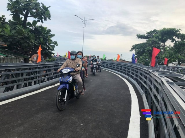 Cầu An Phú Đông thông xe niềm vui đôi bờ ngày cuối năm 8