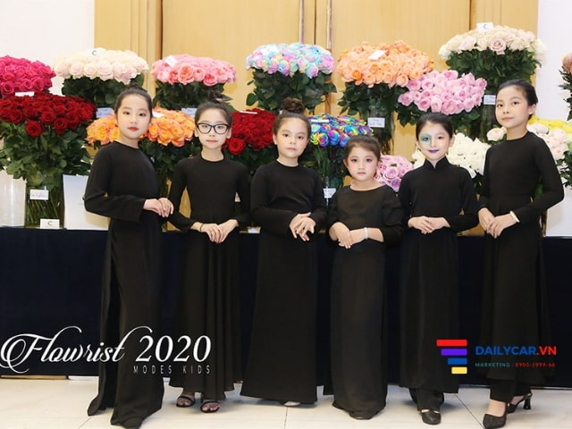 Florist Việt Nam 2020 - Nơi các người mẫu nhí tỏa sáng 2