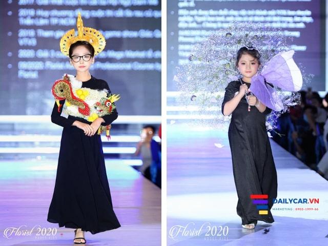 Florist Việt Nam 2020 - Nơi các người mẫu nhí tỏa sáng 4