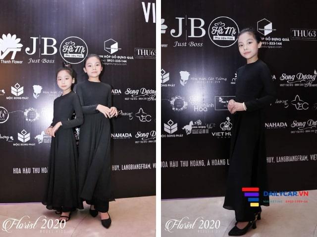 Florist Việt Nam 2020 - Nơi các người mẫu nhí tỏa sáng 6