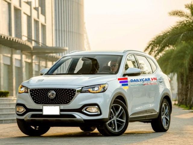 MG HS 2021 ra mắt tạo làn sóng mới cho xe đô thị quận 7 9
