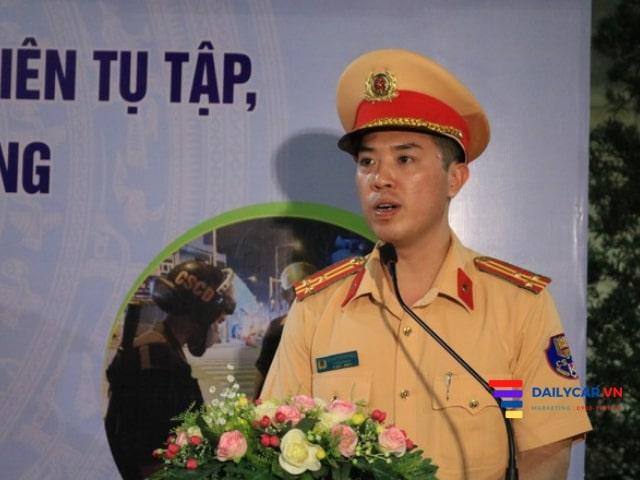 Trung tá Nguyễn Đình Dương