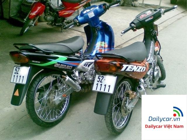 Suzuki Sport 120