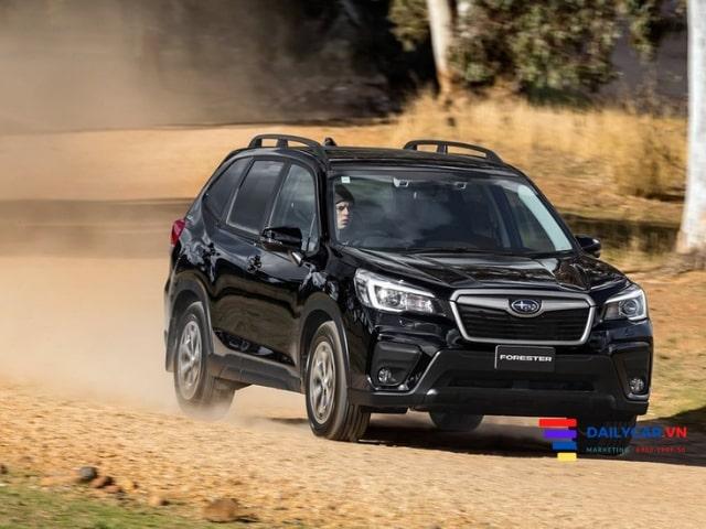 Subaru Forester 2021 tổ chức lái thử xe tại Đà Lạt tỉnh Lâm Đồng 9