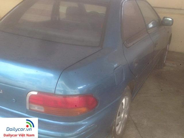 Bán xe Subaru Impreza 1995 giá tốt tại Sài Gòn 2