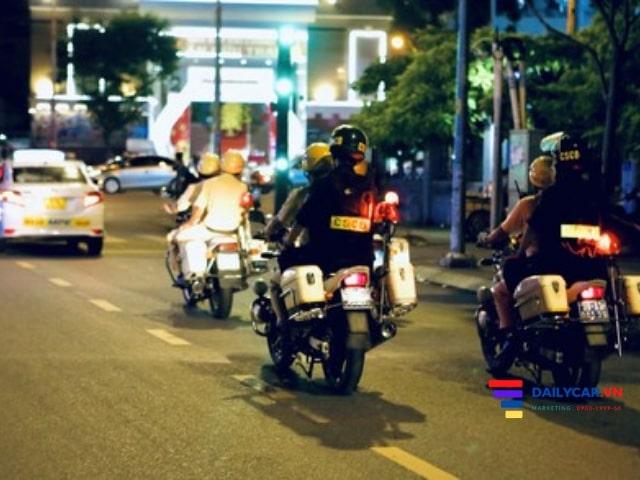 Phòng CSGT Công An Tp.HCM liên tiếp bắt nhiều tội phạm 5