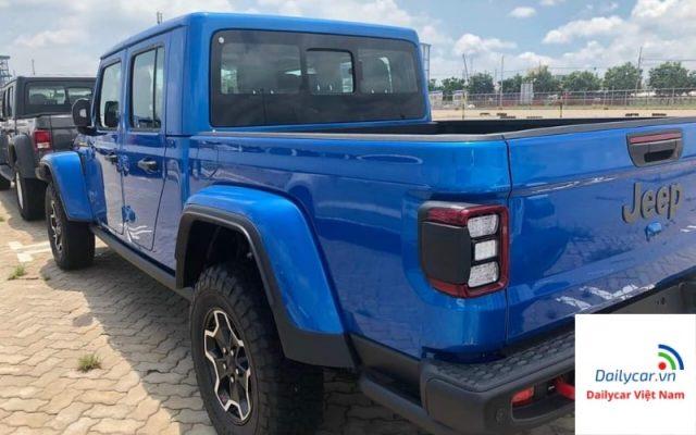 Jeep Wrangler 2021 chiếc xe mơ ước của bao chàng trai 17