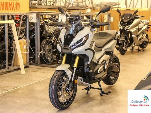 Honda X-ADV 750 - Vua off road về Việt Nam 4