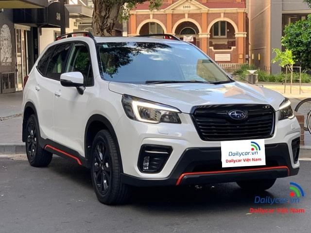 Subaru Forester turbo 2021 2.5L Sport Limited tại Úc 16