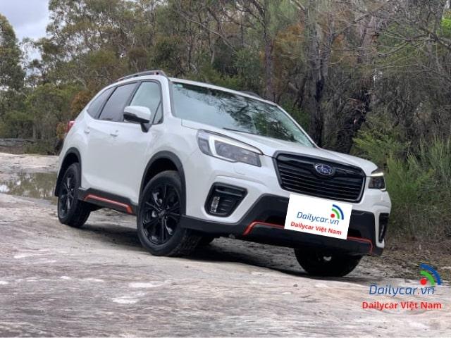 Subaru Forester turbo 2021 2.5L Sport Limited tại Úc 3