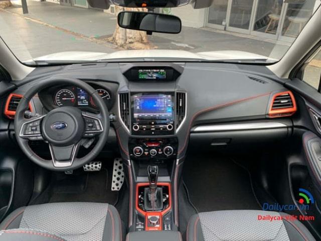 Subaru Forester turbo 2021