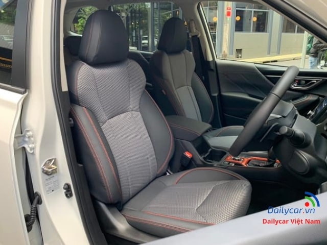 Subaru Forester turbo 2021 2.5L Sport Limited tại Úc 2