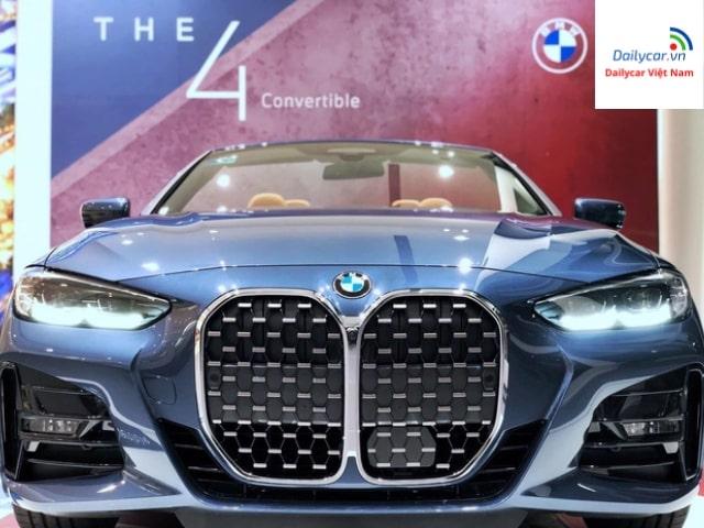 BMW 430i 2021 mui trần đầu tiên về Việt Nam 2