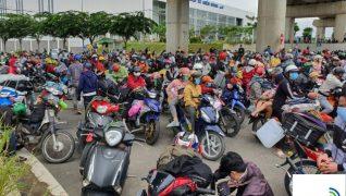 Người dân kéo nhau về quê công an TP.HCM phải nhắc quay về 3